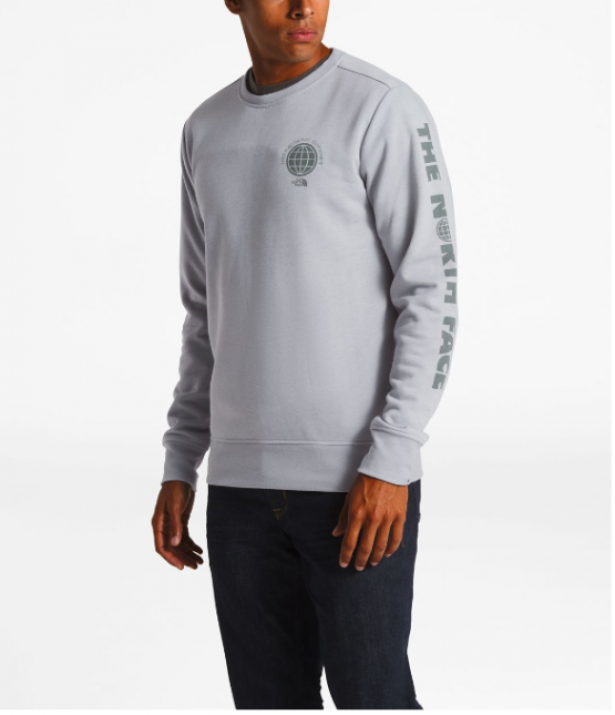 Áo nỉ The North Face Men's Defend Bottle Source Crew Fleece NF0A3WTJ The North Face Season 2019