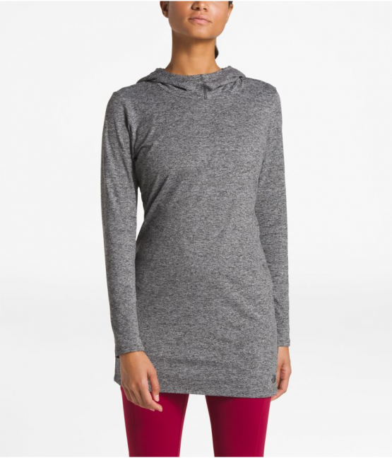 THE NORTH FACE WOMEN'S TERRA METRO TUNIC LONG-SLEEVE