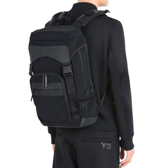 Ba lô Y-3 Yohji Yamamoto Ultratech Bag in Black CD4693 Y 3