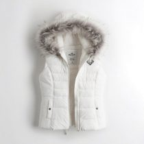 Hollister Cozy-Lined Puffer Vest