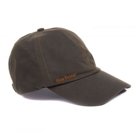 BARBOUR ACCESSORIES Olive Prestbury Sports Cap