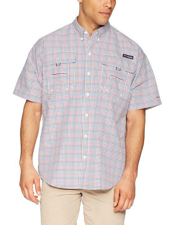 Áo sơ mi Columbia Men's PFG Super Bahama™ Short Sleeve Shirt FM7190 Columbia