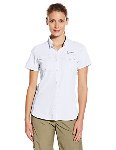Columbia Women s Lo Drag Short Sleeve Shirt-FL1023-426