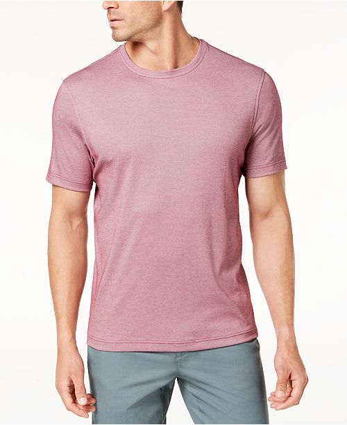 Tasso Elba Men's Supima® Blend Short-Sleeve T-Shirt