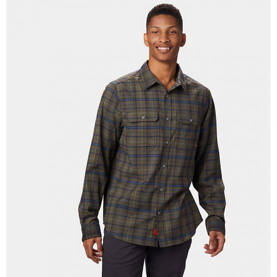 Áo sơ mi Mountain Hardwear Men's Stretchstone™ Long Sleeve Shirt 1677161 Mountain Hardwear