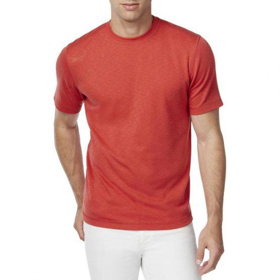 Tasso Elba Island Performance Mens Short Sleeve UPF 30+ T Shirt