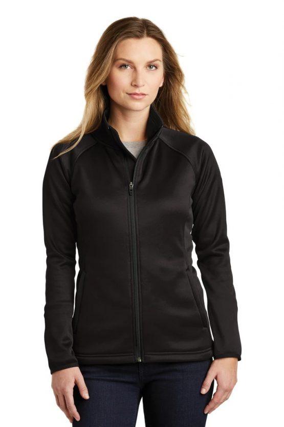Áo khoác nỉ The North Face NF0A3LHA Ladies Canyon Flats Stretch Fleece Jacket Black size M, L, XL, XXL