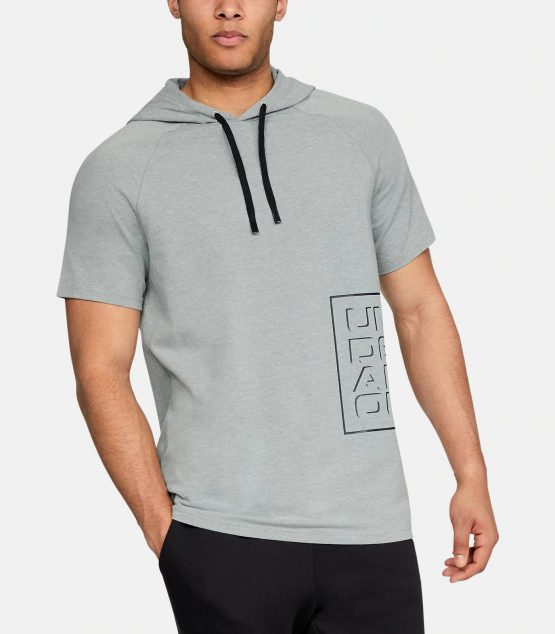 Áo thể thao Under Armour Men's UA Unstoppable Short Sleeve Hoodie Under Armour
