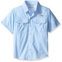 Áo sơ mi chống nắng Columbia Boys Bahama Short Sleeve Shirt 1675311 Columbia
