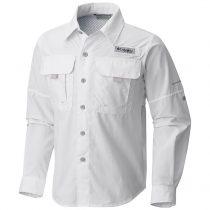 Áo sơ mi chống nắng Columbia Boys' PFG Bahama™ Long Sleeve Shirt AB7010 Columbia