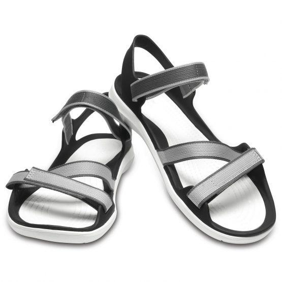 Crocs Women's Swiftwater™ Webbing Sandal 204804 Crocs