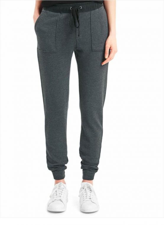 Quần Jogger Gap Women's Black French Terry Utility Joggers 523496 Gap