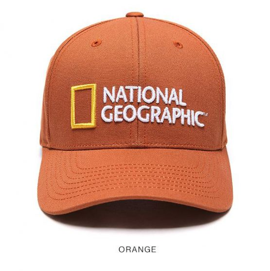 Mũ National Geographic Basic Logo Ball Cap N181UHA010 National Geographic