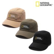 Mũ Du lịch National Geographic Weave Logo Camp Cap N181UHA060 National Geographic
