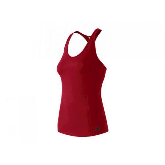 New Balance Women's Racerback Bra Top Sports Tennis-Gym – Red – fullbox