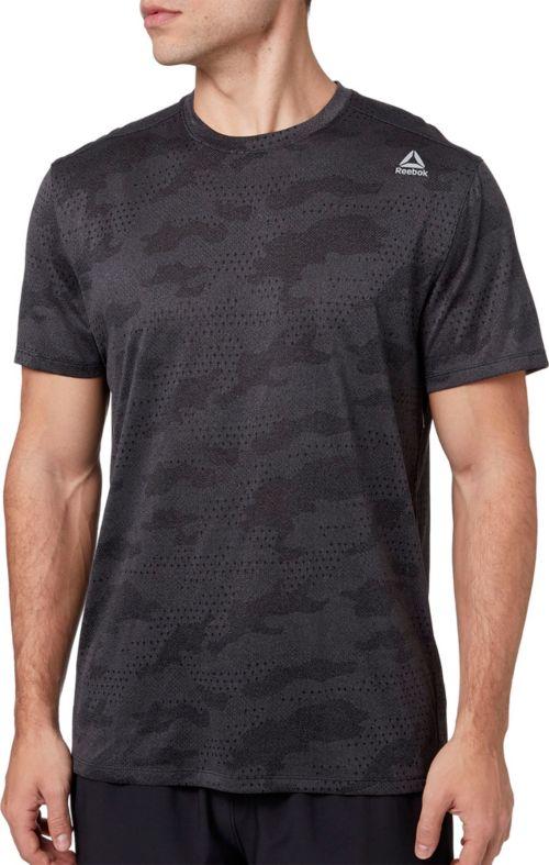 Reebok Men's Jacquard T-Shirt