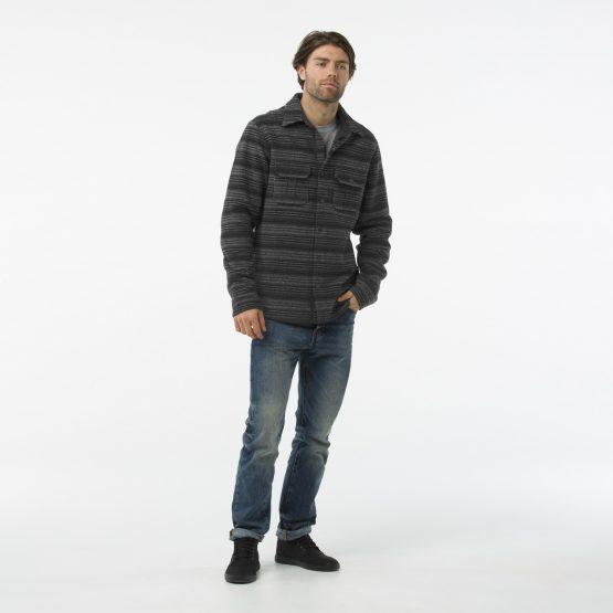 Áo lông cừu Smartwool Mens Anchor Line Stripe Shirt Jacket SW000352 Smartwool