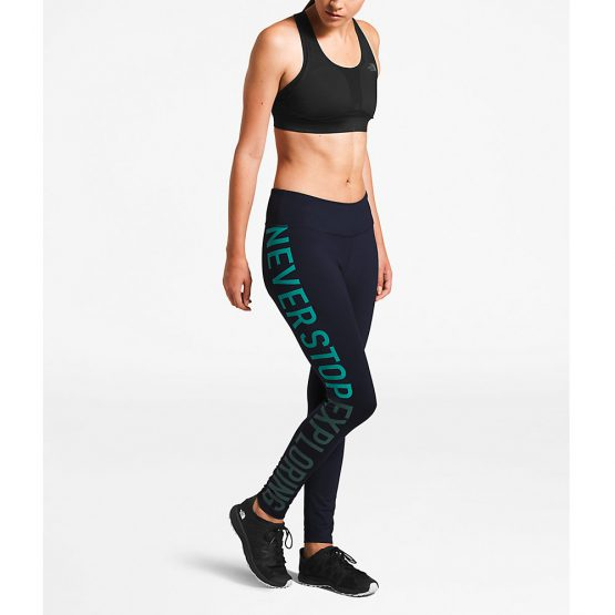The North Face Women's 24/7 Graphic Mid-Rise Tights NF0A3LL3 The North Face XS