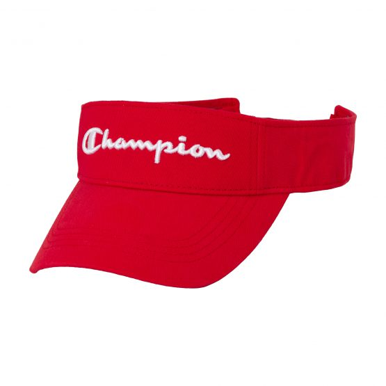 Mũ Champion Twill Mesh Scarlet Red Visor H0544 Champion