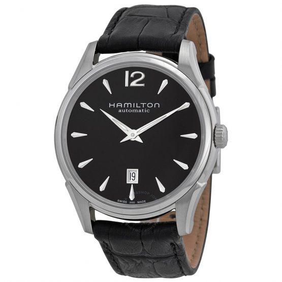 Hamilton Jazzmaster Automatic Black Dial Men's Watch Hamilton