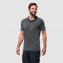 Jack Wolfskin Travel Polo Men Funktional Polo Shirt Men 1804542 Jack Wolfskin