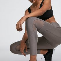 Quần tập Gym Oysho Mink Calendered Leggings Oysho