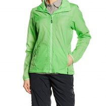 Áo gió Schoffel Women's WINDBREAKER JACKET L Green Flash 11386 Schoffel