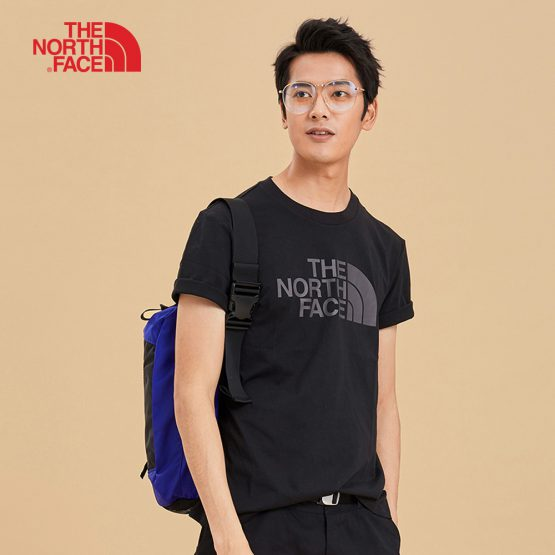 Áo thun The North Face Men's Black Breathable Comfort Short Sleeve T-Shirt The North Face