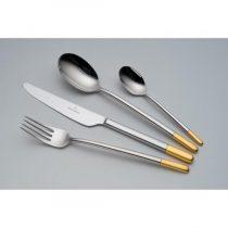 Villeroy & Boch Ella Partially Gold Plated 210 mm Dinner Fork Villeroy & Boch