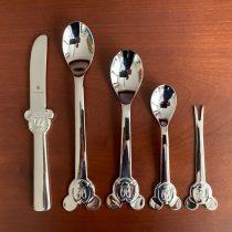 WMF Children's Cutlery Set 5-Pieces Disney Mickey Mouse Anniversary WMF