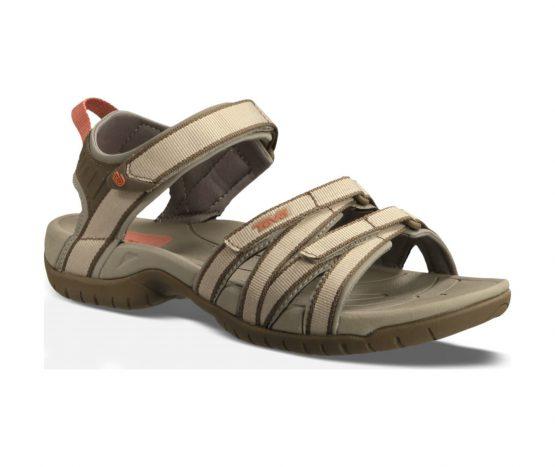 Teva Women's Tirra Sandal Simply Taupe