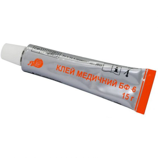 15gr Medical glue BF-6 Skin Adhesive Liquid Band-Aid BF-6