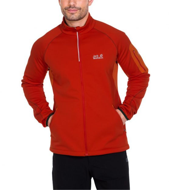Áo Jack Wolfskin Mens Exhalation Softshell XT Jacket 1303191 size L