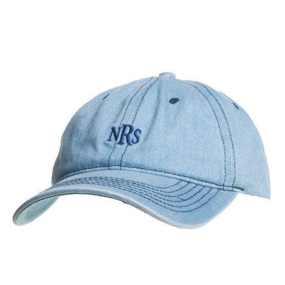 NRS Denim Ponytail Cap