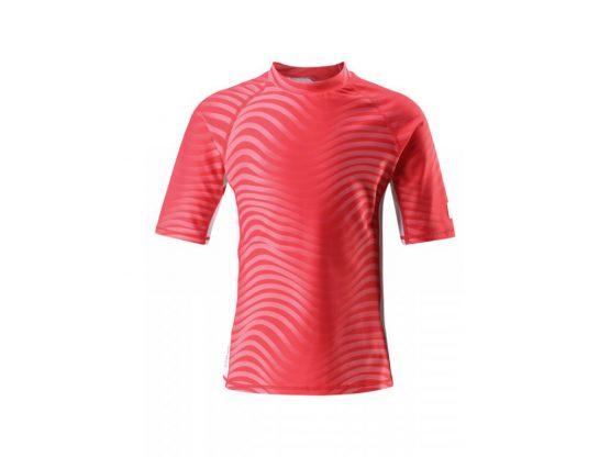 Bộ bơi chống nắng, chống 99% tia cực tím Reima Fiji bright red UV Swimming Set