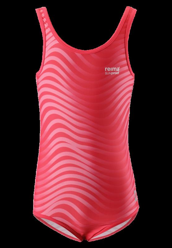Áo bơi chống nắng Reima Sumatra Swimsuit, Red
