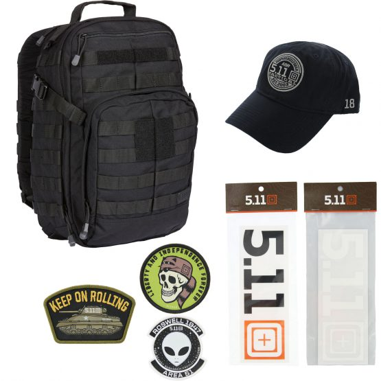 Ba lô 5.11 RUSH12™ Backpack 24L 5.11 56892 5.11 TACTICAL