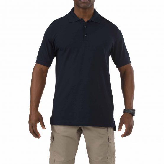 5.11 Tactical Short Sleeve Utility Polo Dark Navy 41180 5.11 Tactical size M