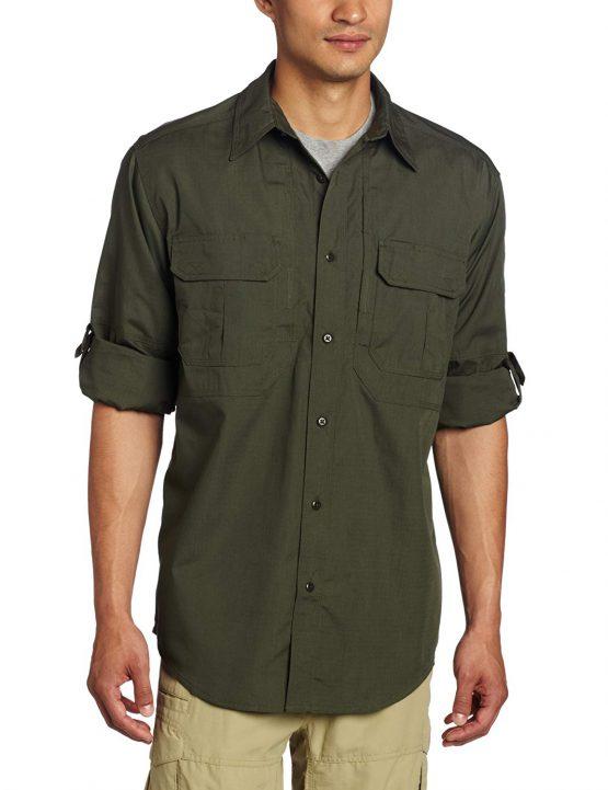 Sơ mi 5.11 Tactical TacLite Professional Long Sleeve Shirt 72175 5.11 Tactical