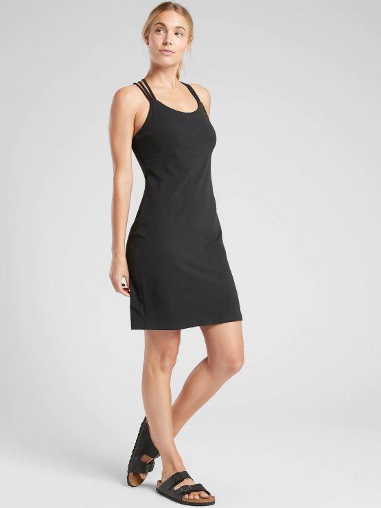 Athleta Hyper Focused Bra Dress in Powervita™ 446854 Athleta size S