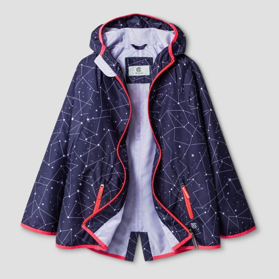 Champion Girl Windbreaker Jacket Girls Champion