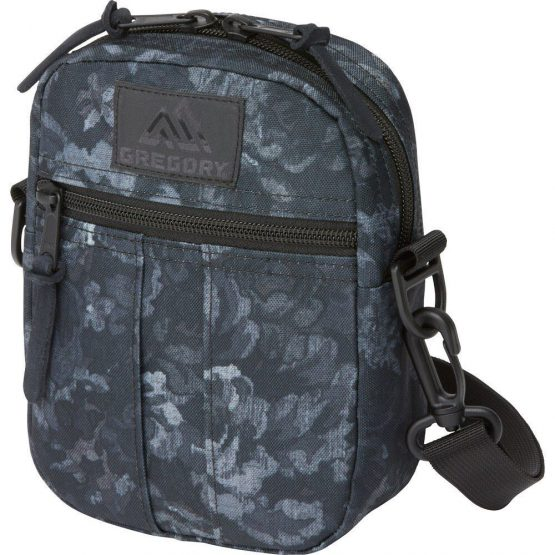 GREGORY QUICK POCKET M BLACK TAPESTRY AND GARDEN CAMO 65467