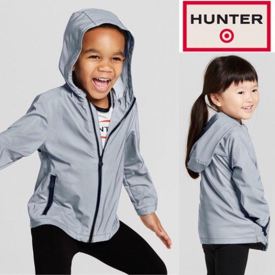 Hunter For Target Kids' Packable Rain Coat