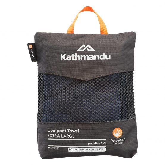 Khăn Du Lịch 75 x 150cm Kathmandu Compact Towel Extra Large Kathmandu