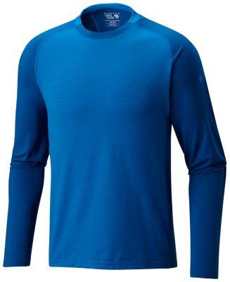 Mountain Hardwear Butterman Crew Altitude Blue Size S, XL