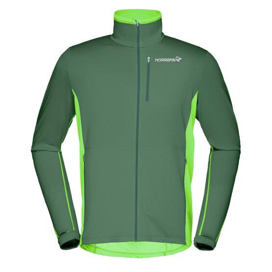 Norrøna Bitihorn Warm1 Stretch Jacket Men Bamboo Green (2019) 2614-18 Norrona size L