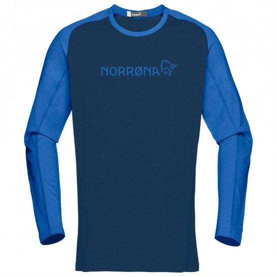 Norrona Fjørå Equaliser Lightweight Long Sleeve Cycling Jersey 2222-18 Norrona size M