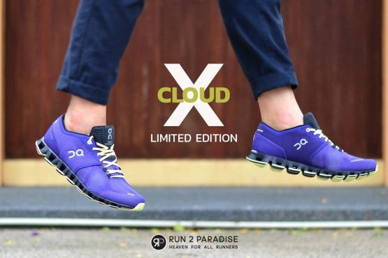 On Cloud X Ultraviolet On Running size 38.5