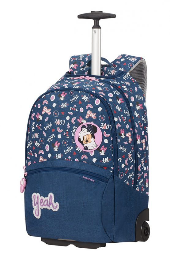 Samsonite Color Funtime School Trolley Minnie Doodles 124788 Samsonite