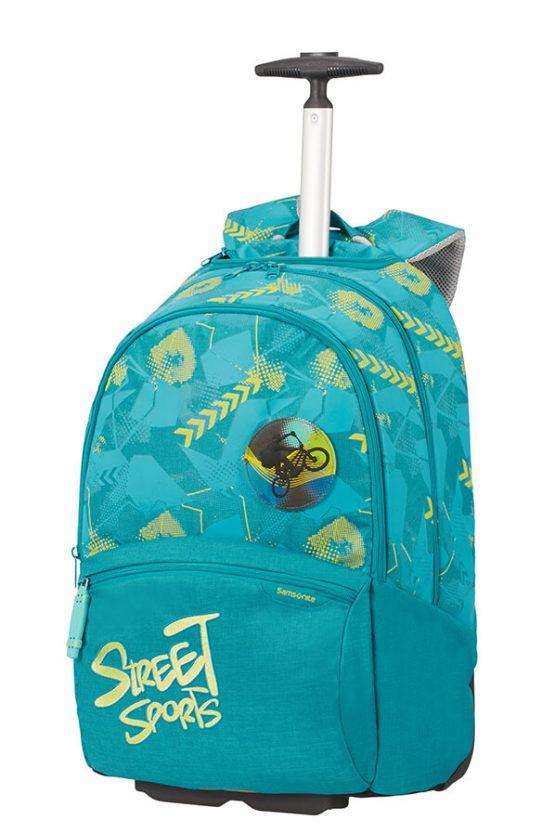 Samsonite Color Funtime School Trolley Street Sports 124779 Samsonite